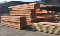 Check prices for construction timber from DE LUMAX
